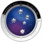 2012澳洲南十字星座精制銀幣
