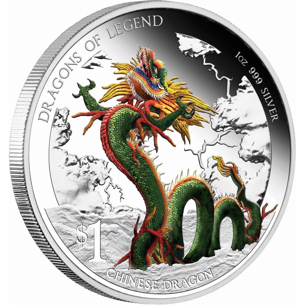 dragon legend china