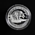 2013 - Canada - the Polar Bear - 1/2oz