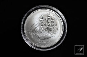 The Bounty, Cook Islands, 2013, 1oz