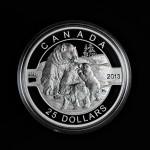2013 - Canada - O Canda: The Polar Bear - 1oz