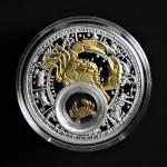 2013 - Belarus - The Zodiac: Cancer - 28.28g