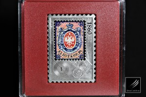 2013 - Niue Island - History of Polish Stamps: First Postage Stamp - 28.28g