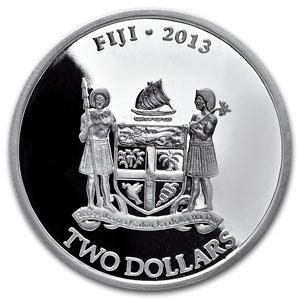 2013大海龜普制銀幣