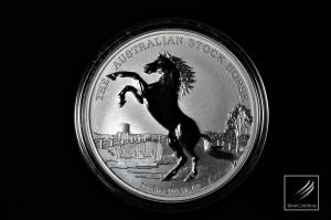 Stock Horse, Australia, 2013, 31g