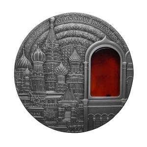 Mineral Art: Kremlin, Palau, 2012, 2oz