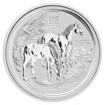 Year of Horse Bullion, Australia, 2014, 1oz