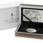 Year of the Horse Coloured, Niue, 2014, 1oz