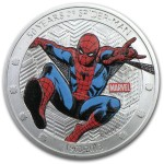 50 Years Spider-man, Niue, 2013, 1oz