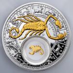 Zodiac 2013: the Scorpio, Belarus, 2013, 28.28g