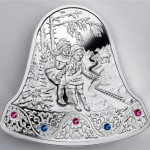 Christmas Bell, Niue, 2013, 1oz