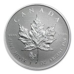 Maple Leaf Year of the Horse Privy, Canada, 2014, 1oz