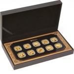 Year of the Horse Ten-coin Collection (Gold), Australia, 2014, 10x0.1oz