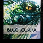 Blue Iguana, Niue, 2012, 1oz