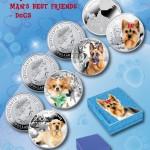 Friends of Man: Yorkshire Terrier, Niue, 2014, 17.5g