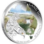 The Land Down Under: Gold Rush, Australia, 2014, 1oz