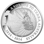 210286_M_Reverse of the 2014 One Dollar Fine Silver Proof C Mintmark Coin A Voyage to Terra Australia_2