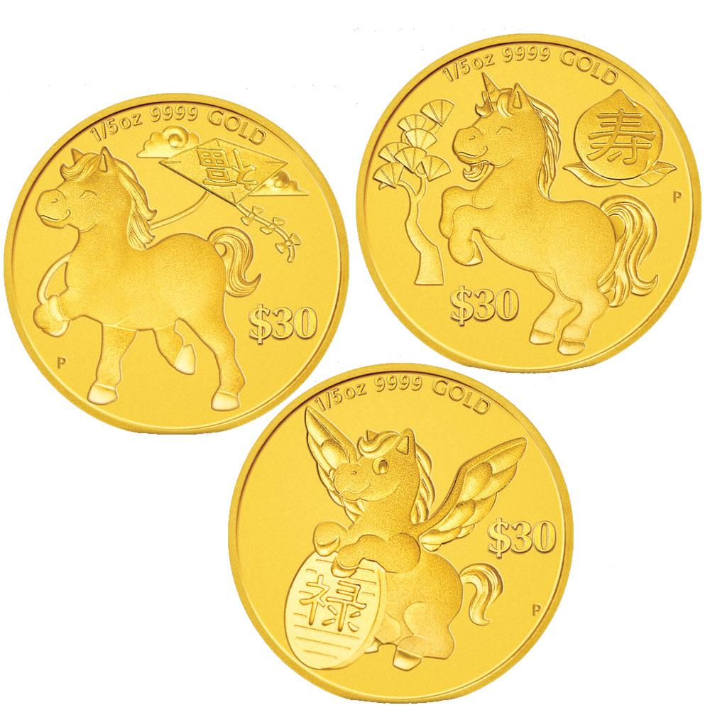 Year Of The Horse Prosperity Longevity And Success