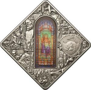 PW1103_Santiago de Compostela - Stained Glass ag_o