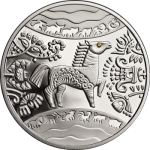 Year of the Horse, Ukraine, 2014, 15.5g