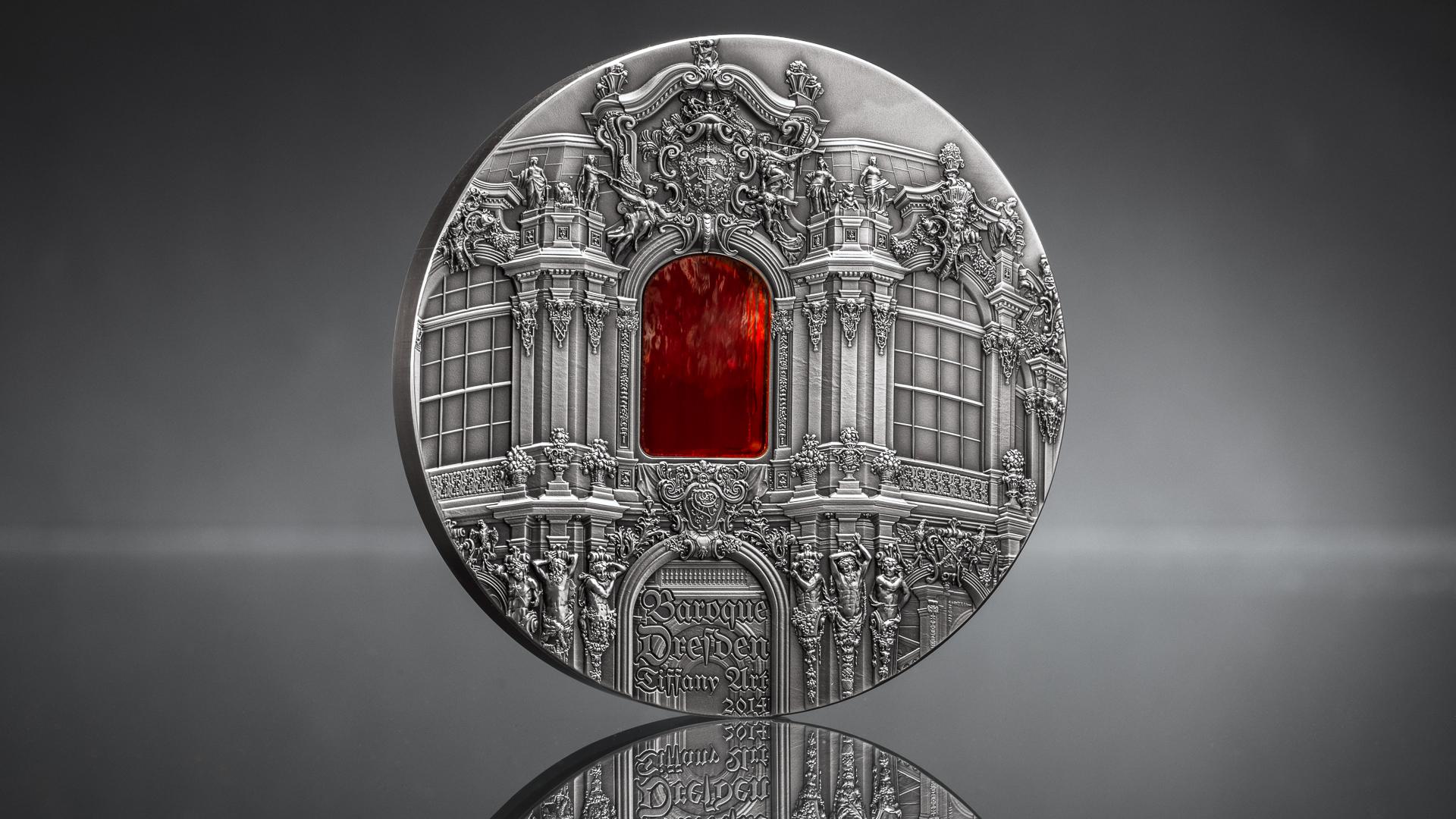 Tiffany Art Baroque Dresden Palau 2014 1kg