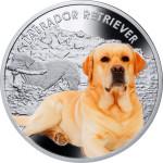 Man's Best Friends: Labrador Retriever, Niue, 2014, 17.5g
