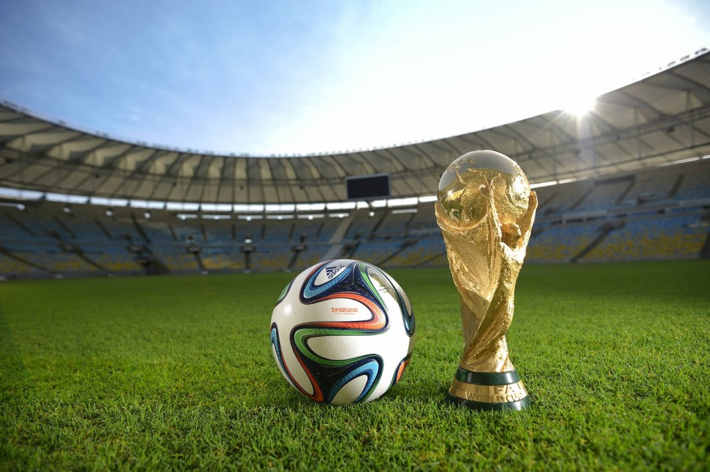 Adidas Brazuca 2014 World Cup Ball