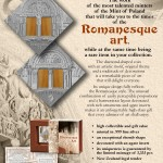 Art that Changed the World: Romanesque Art, Niue, 2014, 28.28g