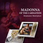 Masterpieces of Renaissance: Madonna of the Carnation, Niue, 2014, 28.28g