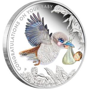 Newborn Baby, Australia, 2013, 0.5oz