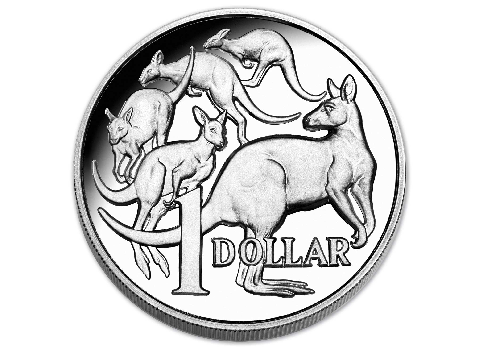 Australian Coins Drawing