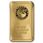 Perth Mint Gold Bar 2