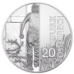 25th Anniversary of the Fall of the Iron Curtain, Austria, 2014, 18g