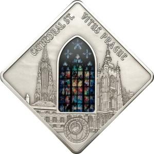 Holy Windows: St. Vitus Prague, Palau, 2013, 50g