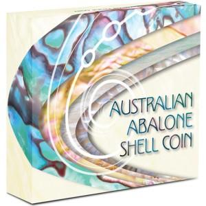 Australian Abalone Shell, Australia, 2014, 1oz