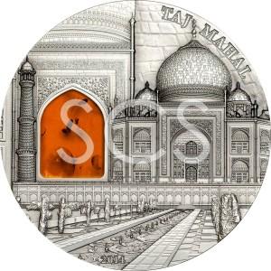Mineral Art: Taj Mahal, Palau, 2014, 2oz