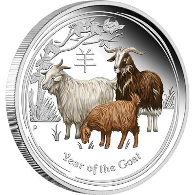 0-australian-lunar-series-ii-2015-year-of-the-goat-silver-proof-coloured-coins-reverse