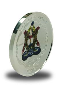 2014 WBH Maitreya 1oz Silver concave