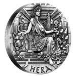 Goddesses of Olympus: Hera, Australia, 2015, 2oz