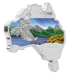 0-australian-map-shaped-coin-series-wedge-tailed-eagle-coin-reverse-aspx