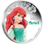 Disney Princess; Ariel, Niue, 2015, 1oz, .999