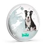 My Best Friend - Boston Terrier, Fiji, 2013, 1oz