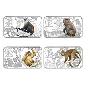 3879-YearOfTheMonkey-Rectangle-Silver-1oz-FourCoinSet-individual